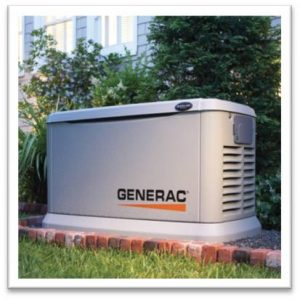 GasGenerator-house - Emergency Power